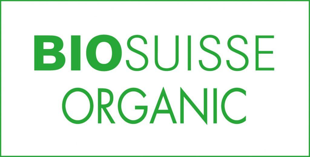 Logo of BIOSUISSE ORGANIC
